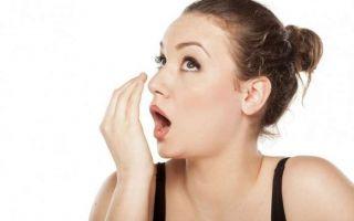 Как избавиться от неприятного запаха изо рта из-за паразитов в организме