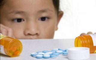 Описание таблеток для лечения детей от остриц, противопоказания и профилактика