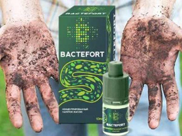 Инструкция по применению Bactefort – лечебных капель от глистов у человека