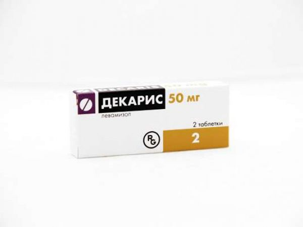 Как принимать препарат Декарис по системе оздоровления Чичагова Серафима