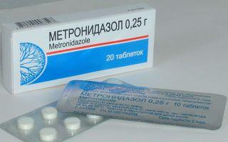 Инструкция по применению препарата Метронидазол от паразитов