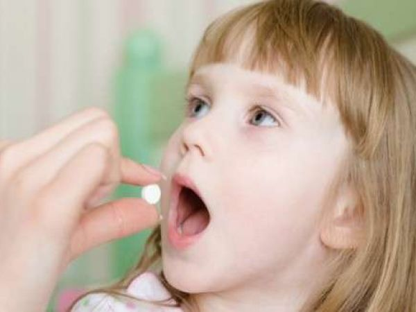 Лучшие лекарства от глистов для детей широкого спектра действия