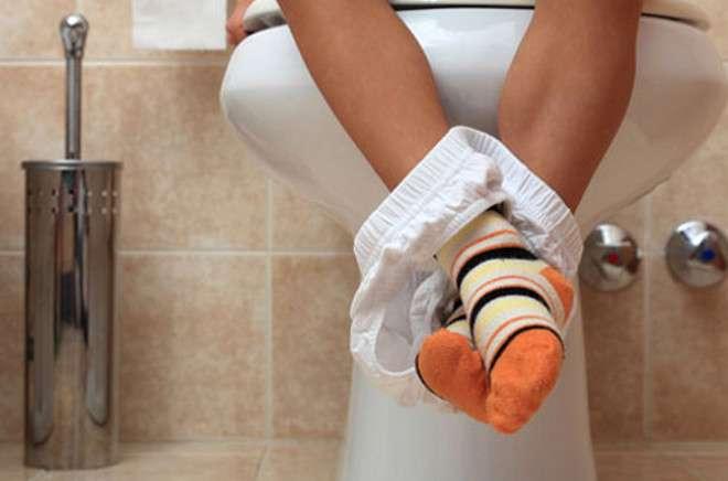 проблемы с туалетом