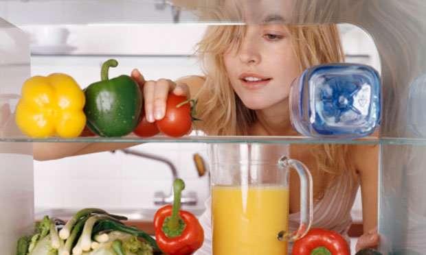 диета овощная