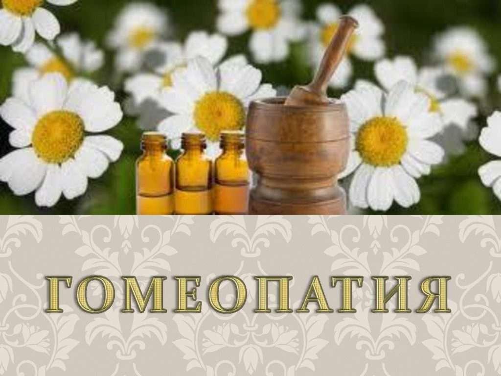 гомеопатия лечение