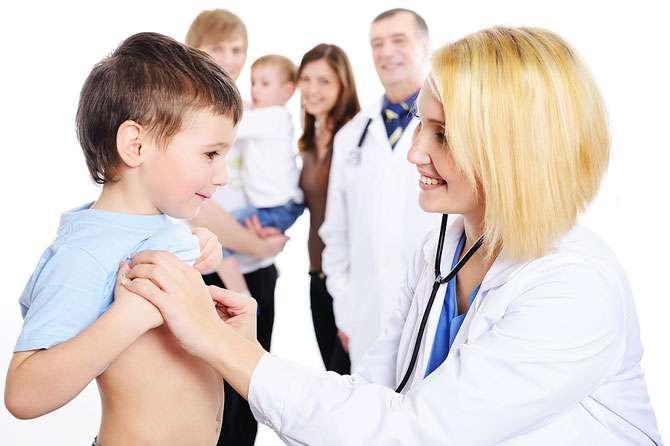 профилактика дети