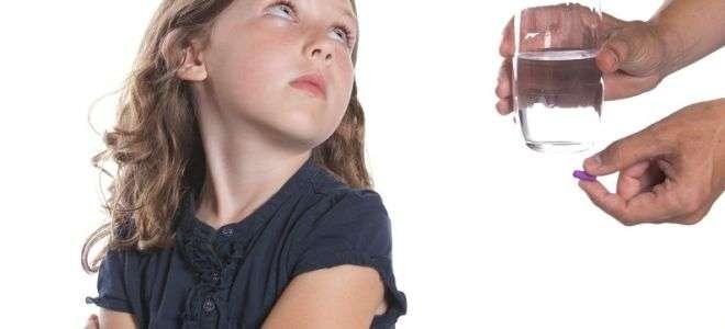 таблетка от глистов для детей
