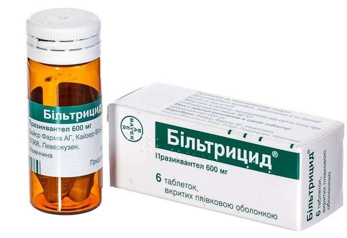 лекарство бильтрицид