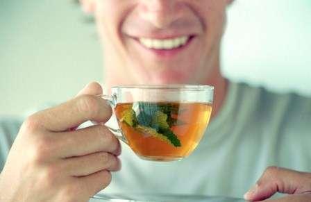 Антипаразитарный чай от глистов в домашних условиях