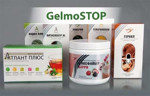 препарат гельмостоп
