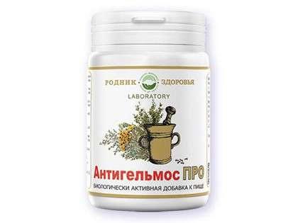 препарат антигельмос