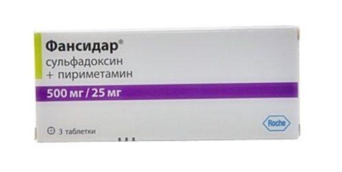 препарат Фансидар
