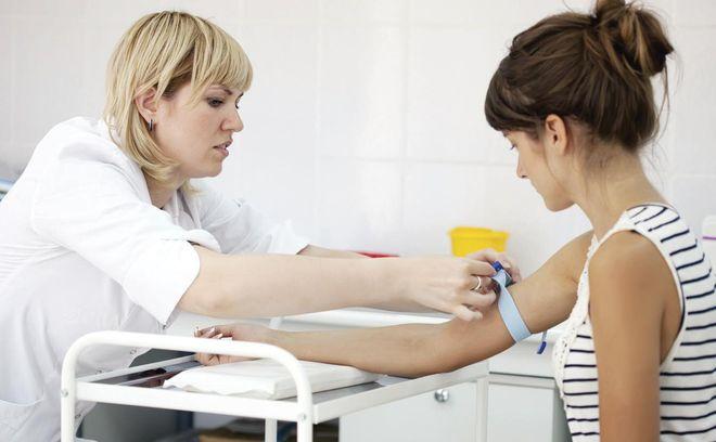 Анализ крови на наличие глистов