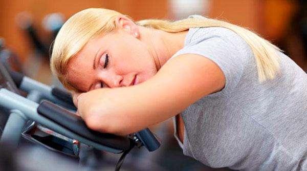 усталость симптомы