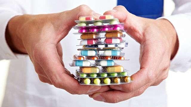 таблетки выписали