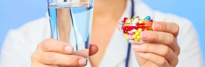 таблетки от аскаридов