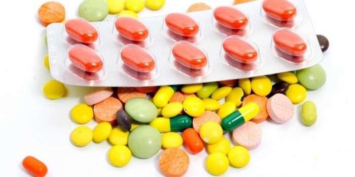 таблетки от лямблий