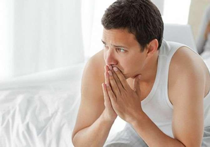болезнь у мужчин
