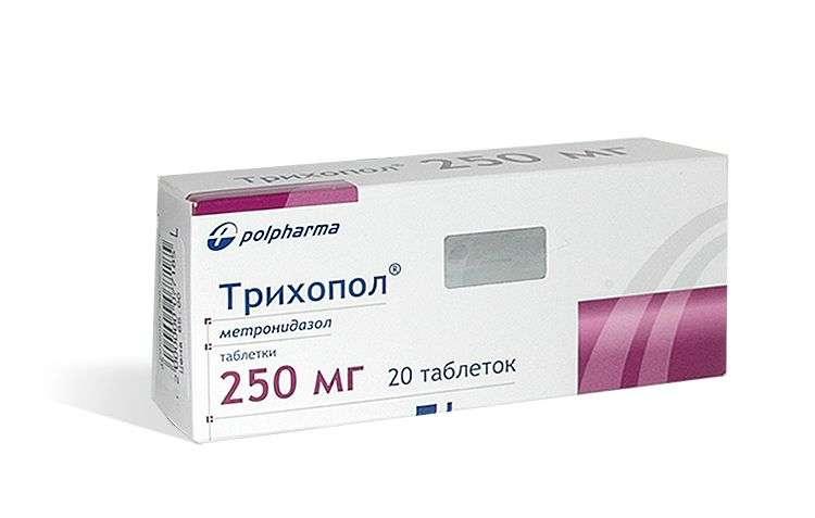 препарат трипохол