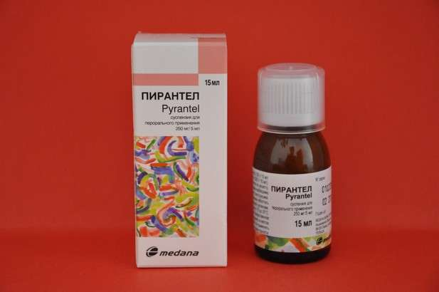 лекарство пирантел