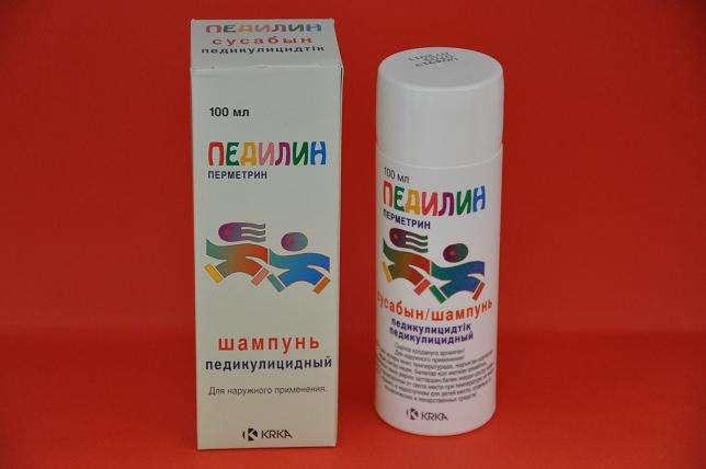 шампунь педилин