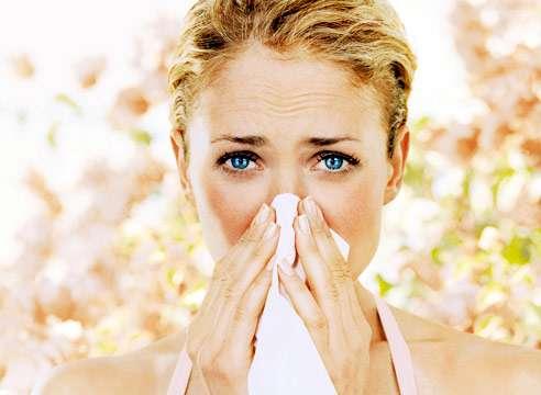 аллергия показания