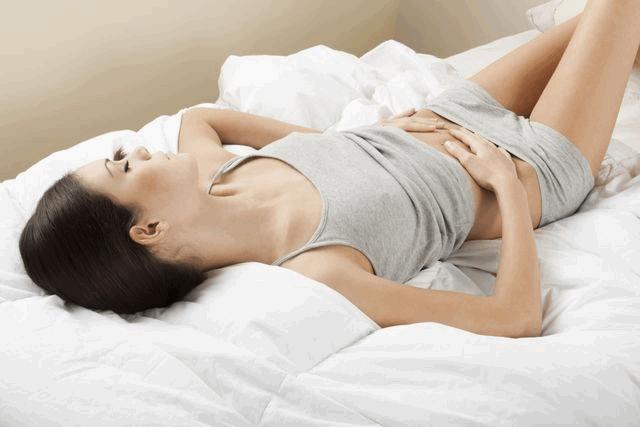 спазмы в животе