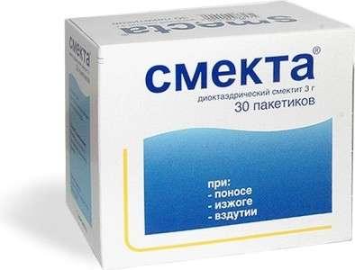 препарат смекта