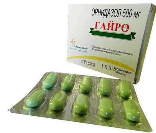 препарат гайро 500