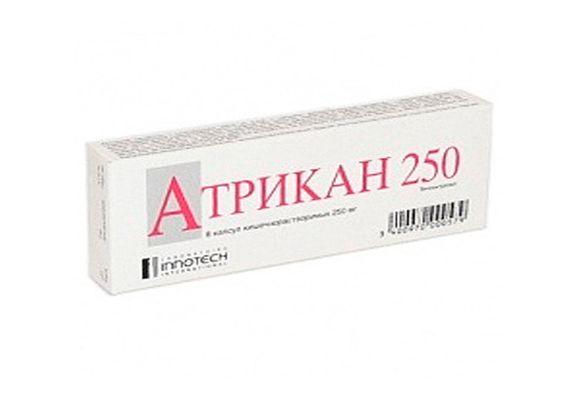атрикан препарат