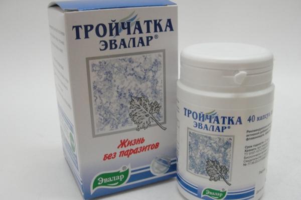 препарат тройчатка