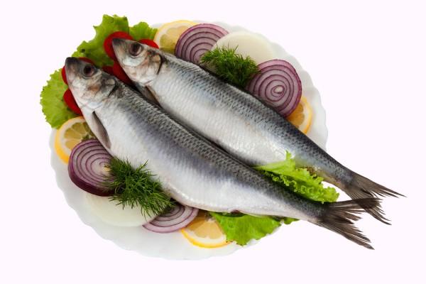 рыба в еде