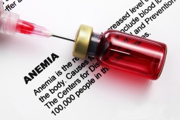 изображение анемии