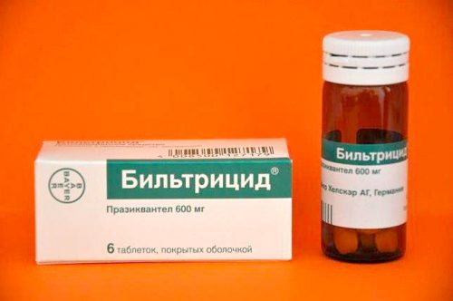препарат Бильтрицид
