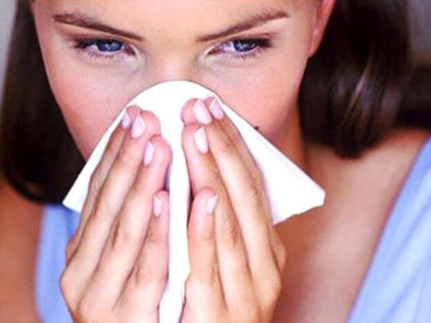 хронический насморк и кашель