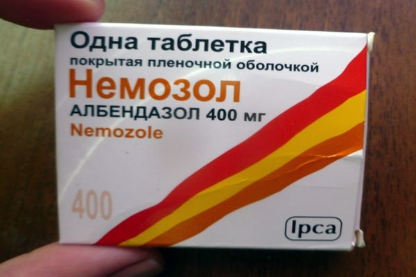 таблетка немозол