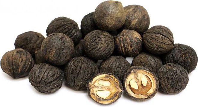 Чёрный орех от паразитов